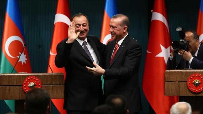 Эрдоган и Алиев провели переговоры в Анкаре