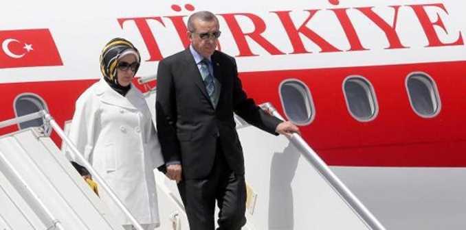 Президент Турции прибыл в Вашингтон