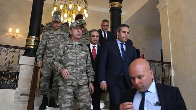 Турция наносит ответный удар по ИГИЛ