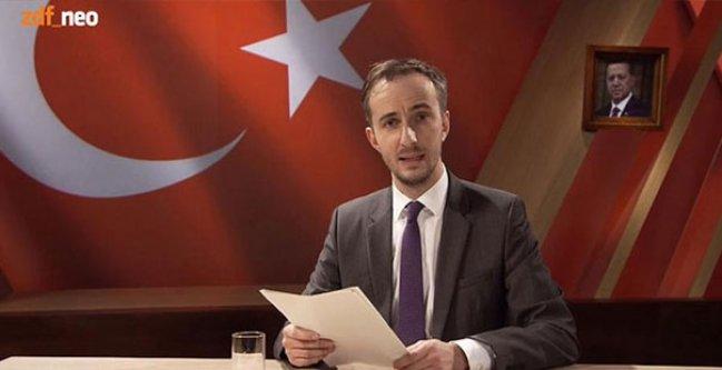 Эрдоган подал в суд на главу немецкого медиа-концерна
