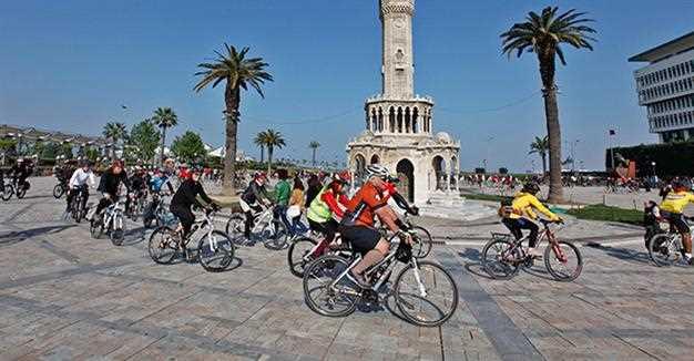 Турция раздаст 300 000 велосипедов своим гражданам