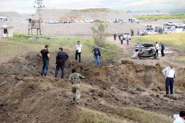 Власти подтвердили гибель 16 боевиков РПК