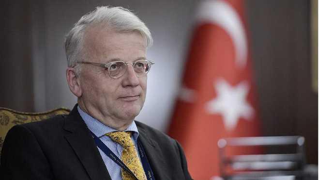 Посол ЕС в Турции вызван в МИД из-за немецкой пословицы