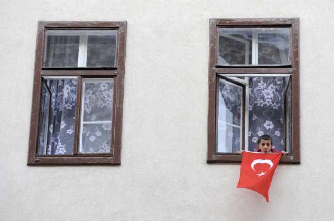 МИД Австрии: «Сторонники Эрдогана могут свободно покинуть страну»