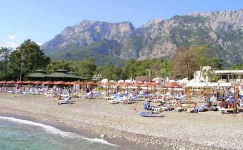 Курорты отдохнут от жары, а в Анкаре +40°С