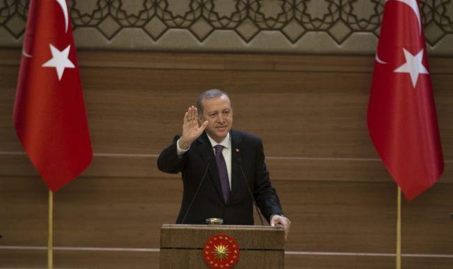 Эрдоган: «США лгут всему миру» и «Нам не нужен ЕС»