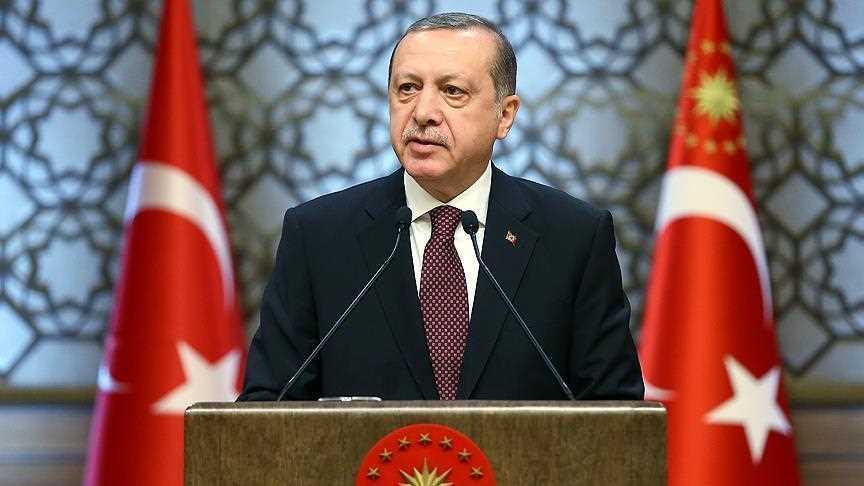 Эрдоган: «Следующая цель турецкой армии — Африн»