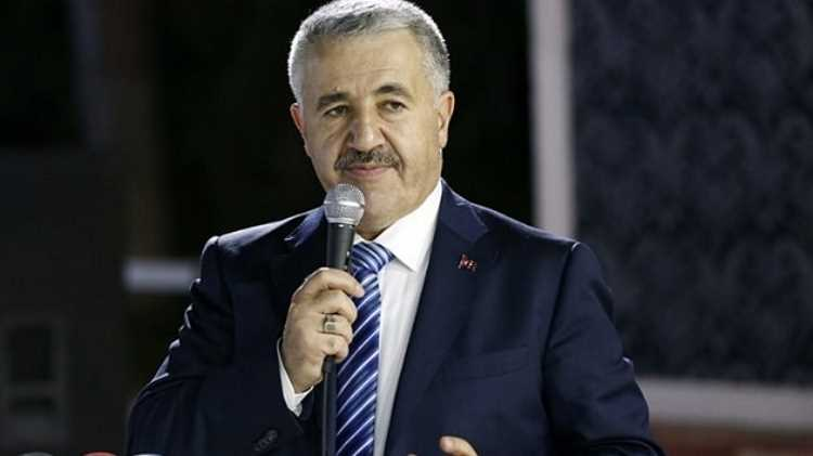 Министр транспорта Турции был срочно госпитализирован