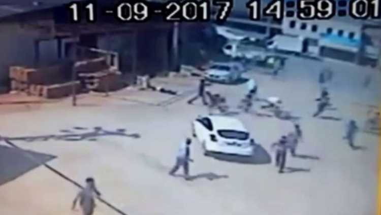 Полицейский хладнокровно застрелил трех родственников