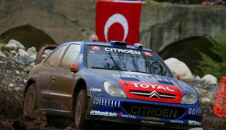 Мугла примет этап ралли WRC в 2018 году