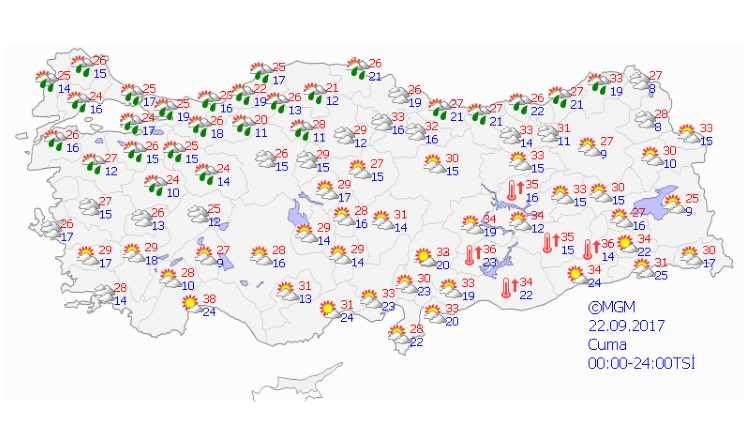 В Турцию приходит «бархатный сезон»