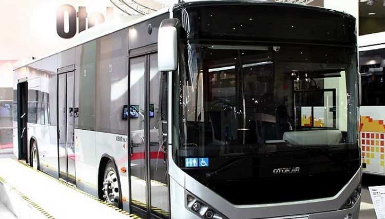Первый электробус в Стамбуле будет из России