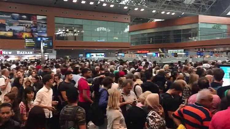 Аэропорты Турции пройдут специальную сертификацию