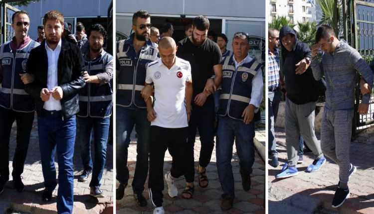 4 казаха и кыргыз организовали ограбление в Анталье
