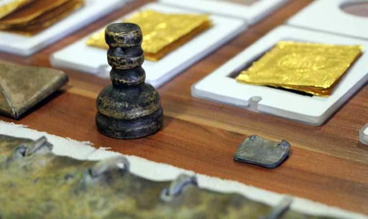 В руки жандармерии попала печать царя Соломона