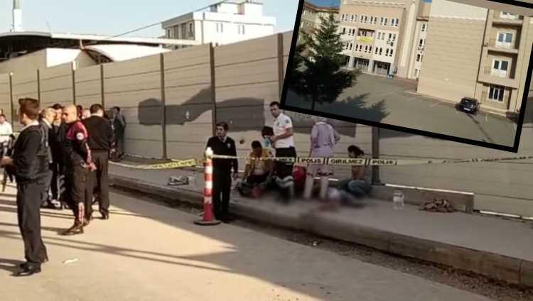 Расстрел школьников в Стамбуле: 1 погибший, 2 раненых