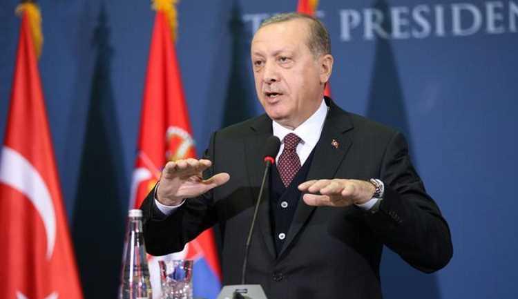 Эрдоган не желает видеть посла США в Турции