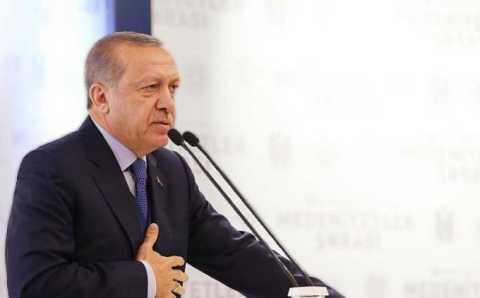 Эрдоган о пожарах и новых возможных ограничениях
