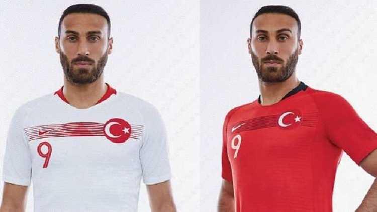 Сборная Турции по футболу наденет обновленную форму