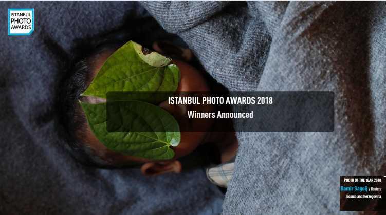Лучшие фото года по версии Istanbul Photo Awards-2018