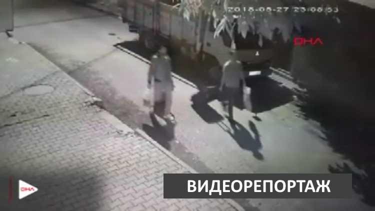 Полиция разыскивает владельцев «кровавых чемоданов»