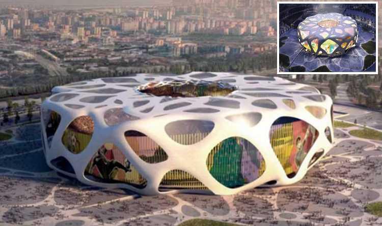 Турция намерена обновить свой самый большой стадион
