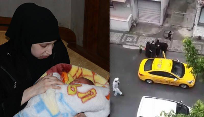Таксист отказался везти женщину в роддом из-за кровотечения