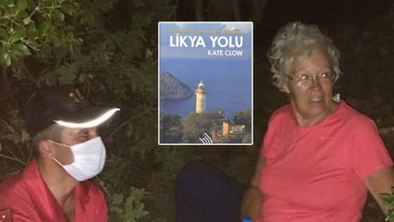 Автор книги о Ликийской тропе заблудилась на ней