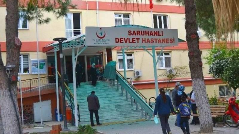 Больницу в Манисе закрыли из-за заразившегося персонала