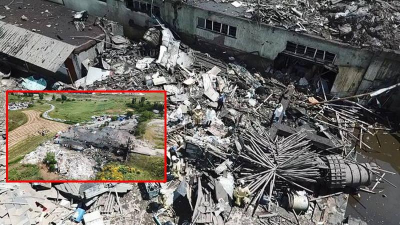 На фабрике в Стамбуле прогремел взрыв: 2 погибших