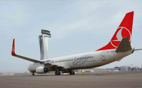 Turkish Airlines переносит рейсы из Херсона в Николаев