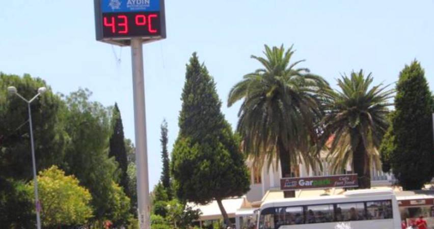 Пик жары в Турции выпадает на 1 июля
