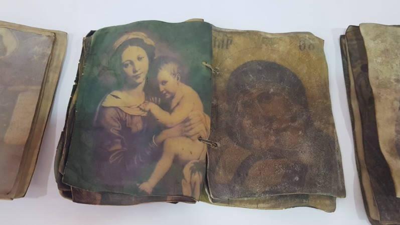 Жандармерия «купила» древнюю иконографию за 2,5 млн лир