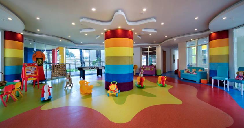 В турецких отелях разрешили детские развлечения