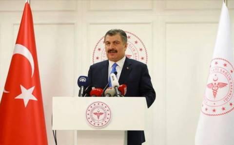 Минздрав Турции использовал 115 млн доз вакцины