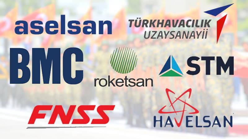 7 турецких производителей оружия в ТОР-100