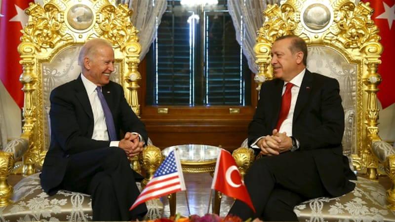 Байден намерен свергнуть Эрдогана в случае победы