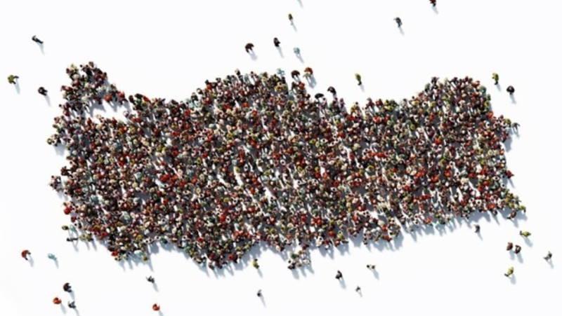 МВД Турции: Данные по численности населения в 2021 году