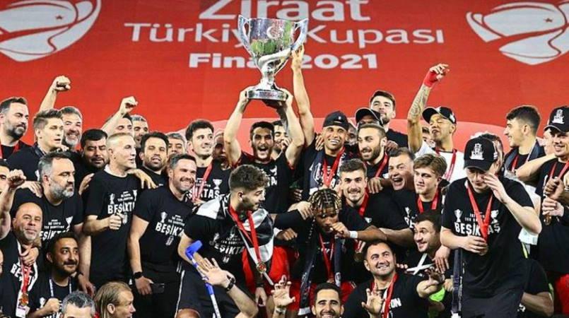Бешикташ – победитель Кубка Турции