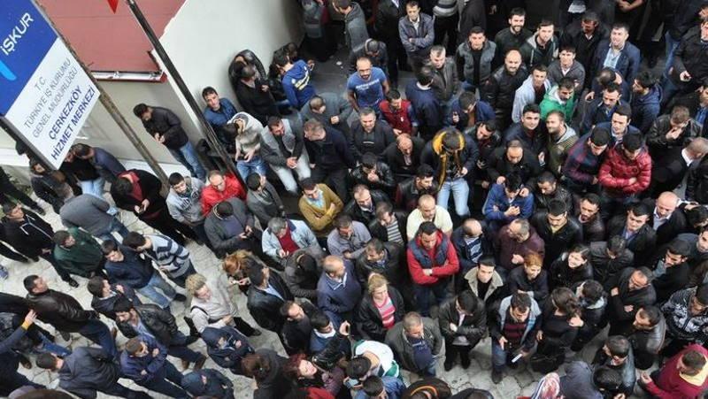 Безработица в Турции остается выше 13%