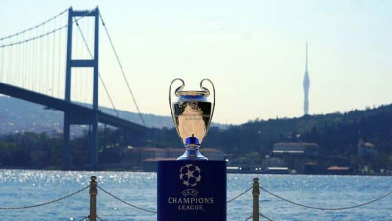 Стамбул примет финал Лиги чемпионов в 2023 году