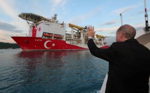 Турция намерена использовать свой газ в 2023 году