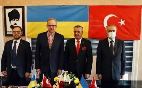 Турецкий и украинский курорты стали городами-побратимами