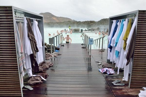serviette-Blue Lagoon
