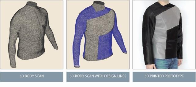 Recycl3D member design process