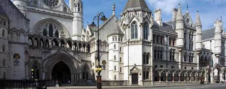 The Middlesex Guildhall will house the Supreme Court of the United Kingdom