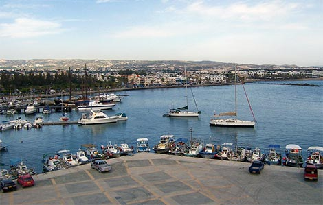 Small rise in Cyprus property sales