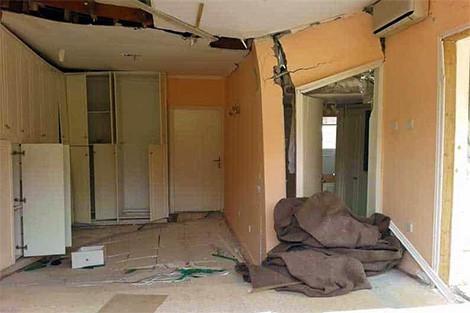Peter & Kayt Fields home in Pissouri destroyed by landslide