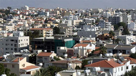 Cyprus property sales January 2018