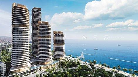 """""""Limassol Neo"""" high rise development in Limassol"""